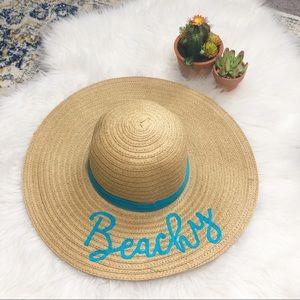 Floppy Hat , Beach Hat